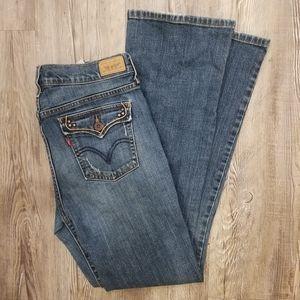 Vintage 515 Levi Boot Cut Jeans 👖